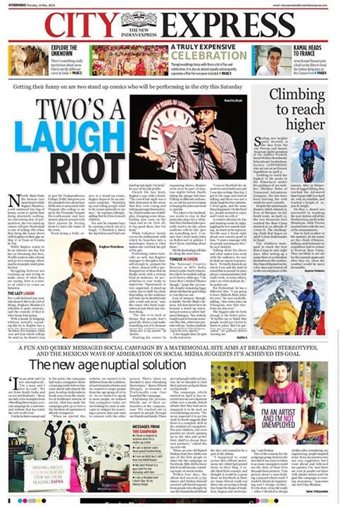 Deccan Chronicle 2 - May 15, 2014