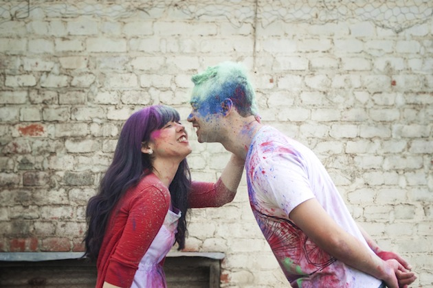 Colourful-Holi-Powder-Engagement-Shoot-by-C-J-Williams-Photography-9