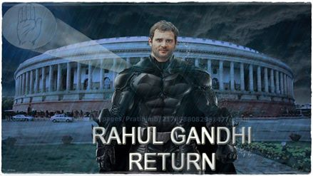 Guy In Long Distance Relationship Vs Rahul Baba's Return To India