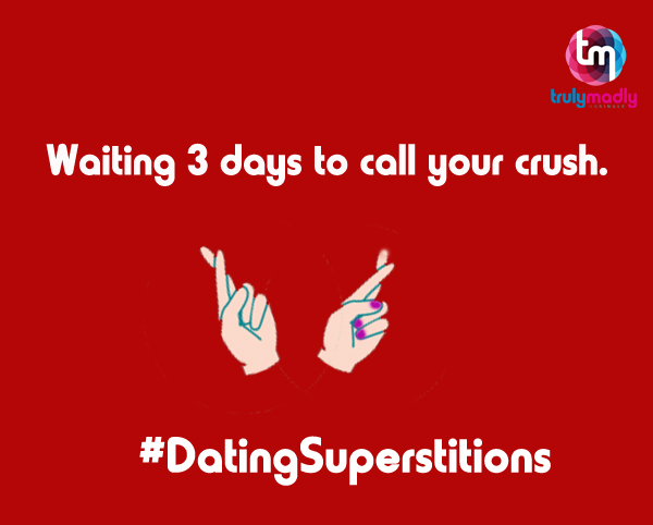Dating superstitions