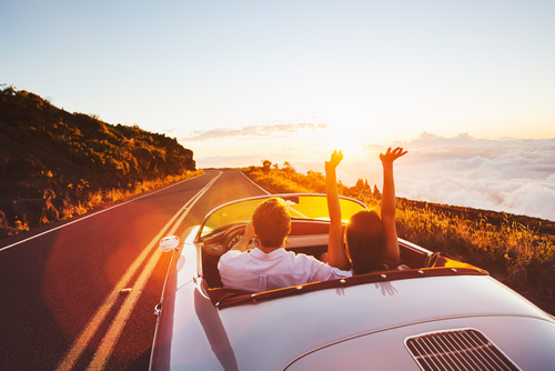 If you and your bae set off on a road-trip, where would you go?