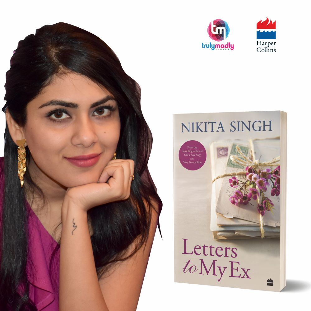 Letters To My Ex - by Nikita Singh