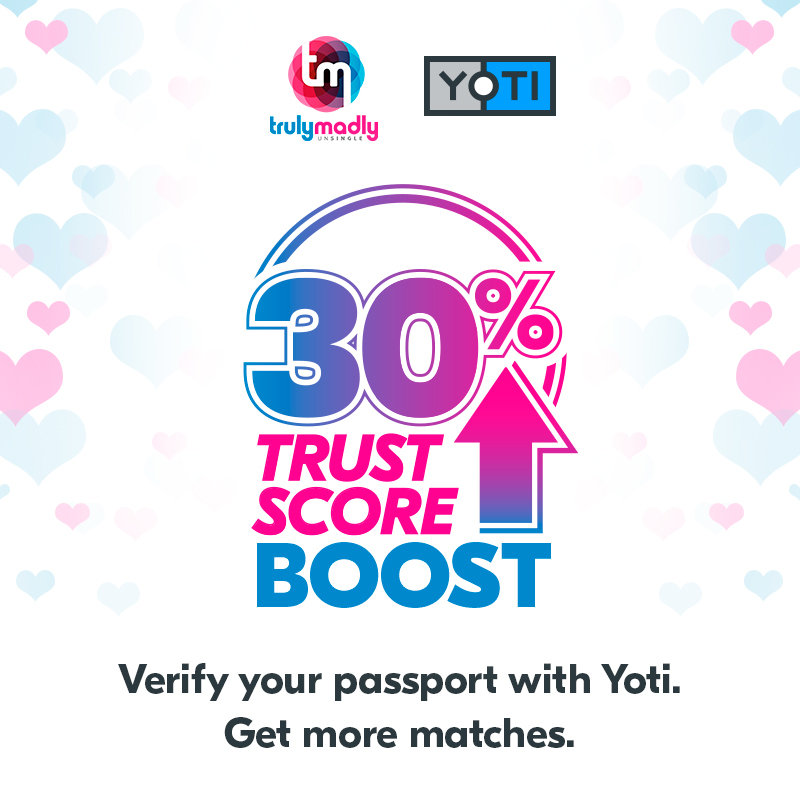 Trulymadly Integrates With Yoti