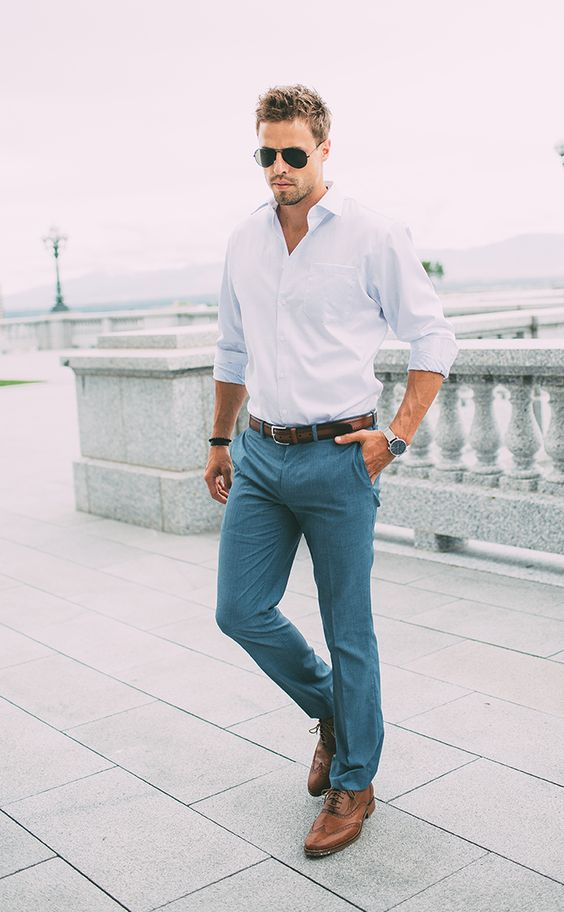 Formal, Classic, and Noble Outfit