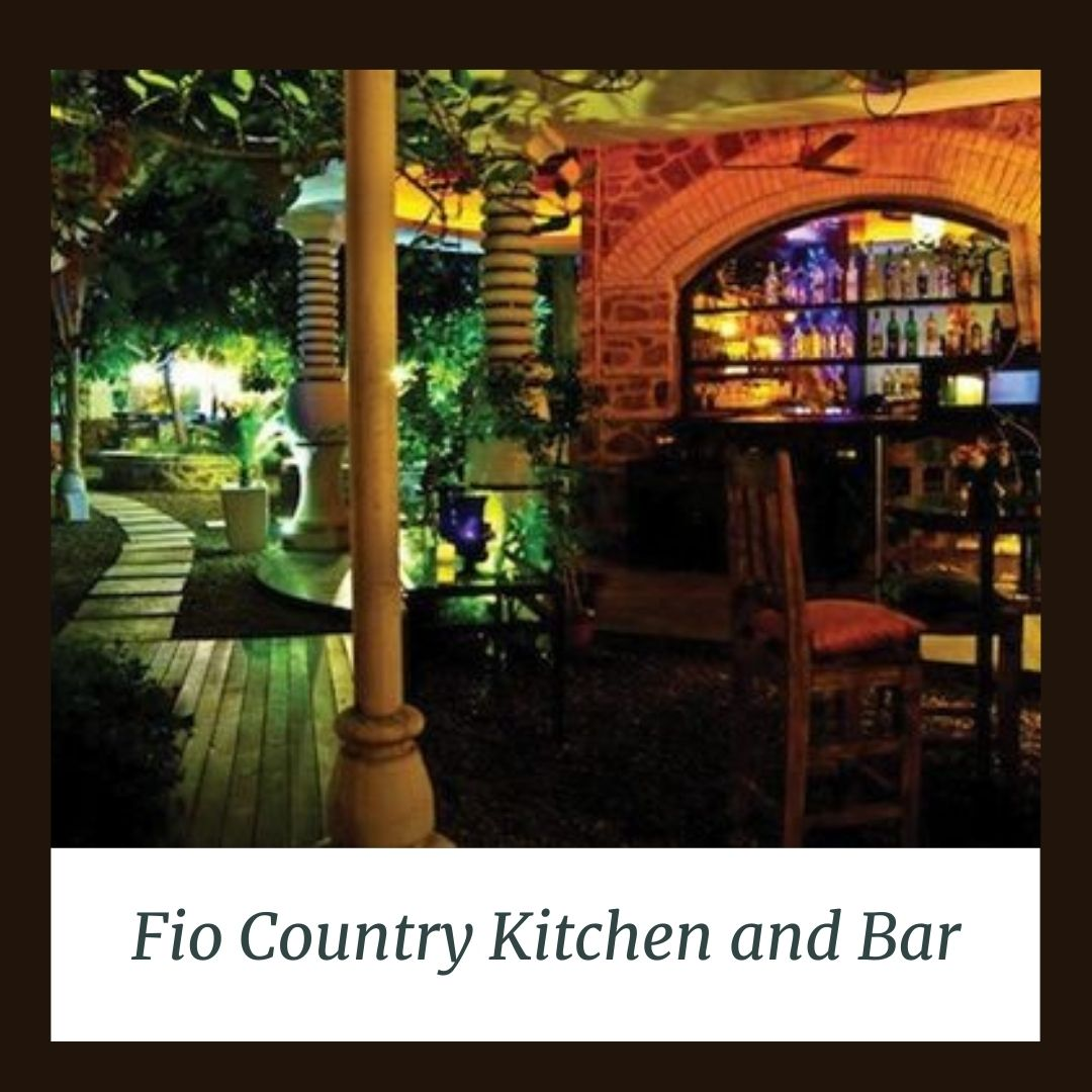 Fio Country Kitchen and Bar