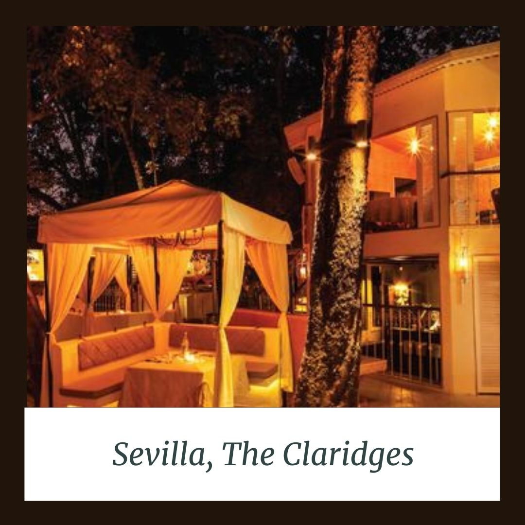 Sevilla, The Claridges